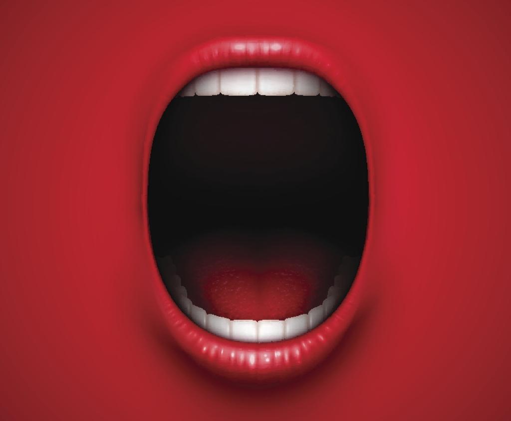 Nyisd ki a szád!